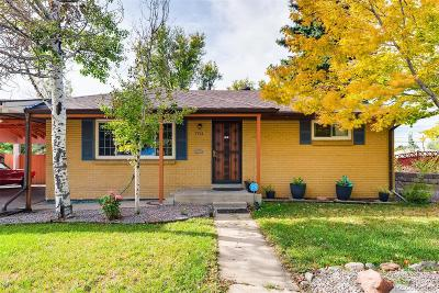 Arvada Single Family Home Active: 7364 West 68th Avenue
