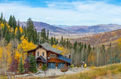 Single Family Home Under Contract: 33810 Sky Valley Drive