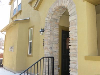 Highland Walk Condo/Townhouse Under Contract: 10586 Parkington Lane #A