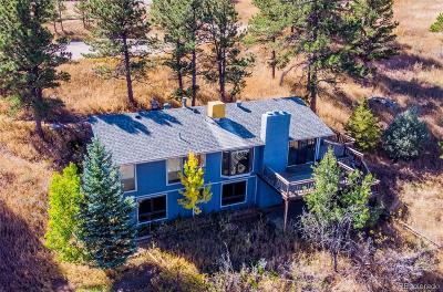 Boulder Single Family Home Under Contract: 2617 Crestridge Court