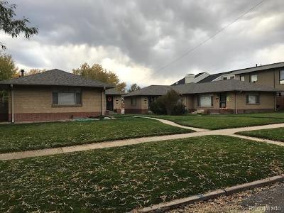Denver Residential Lots & Land Active: 325 Monroe Street