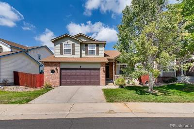 Broomfield Single Family Home Active: 2795 West 125th Avenue
