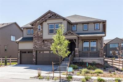 Littleton Single Family Home Active: 8125 Superior Circle
