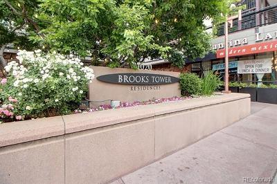 Denver Condo/Townhouse Active: 1020 15th Street #37K