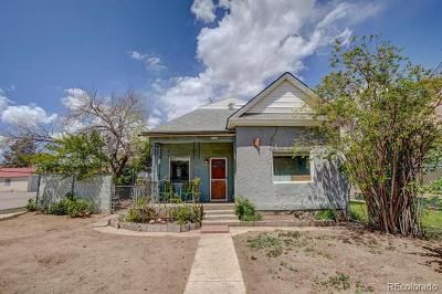 Salida Single Family Home Active: 546 H Street