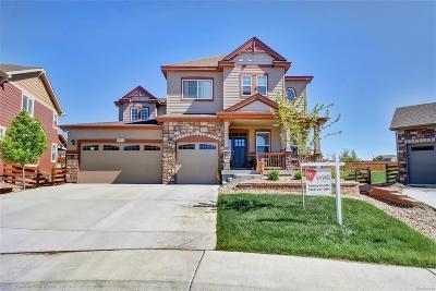 Aurora Single Family Home Active: 22562 East Layton Circle