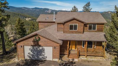 Evergreen Single Family Home Under Contract: 6992 Lynx Lair Road