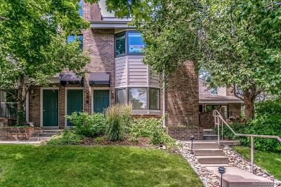 Cherry Creek, Cherry Creek East, Cherry Creek North, Cherry Creek South, Clayton Lane Condo/Townhouse Active: 221 South Garfield Street #211