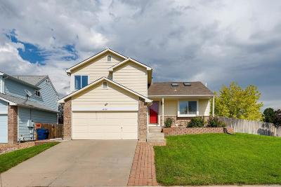 Centennial Single Family Home Under Contract: 4892 South Dunkirk Way