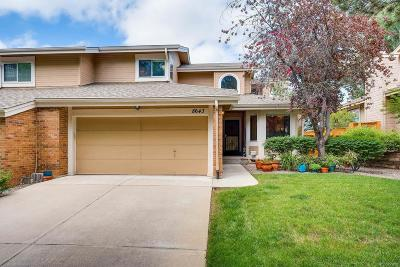 Highlands Ranch CO Condo/Townhouse Under Contract: $425,000