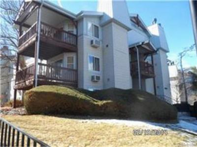 Condo/Townhouse Sold: 17371 East Mansfield Avenue #611L