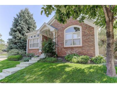 Denver Single Family Home Under Contract: 1011 South Valentia Street #79