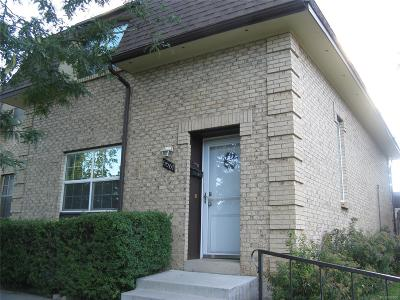 Littleton Condo/Townhouse Active: 5561 South Lowell Boulevard