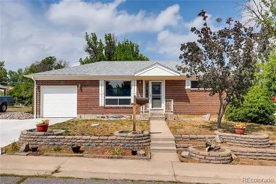 Northglenn Single Family Home Active: 10891 Mildred Drive