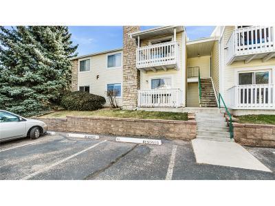 Denver Condo/Townhouse Under Contract: 8555 Fairmount Drive #F104