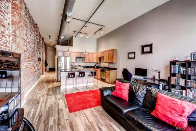 Denver Condo/Townhouse Active: 2441 Broadway #206