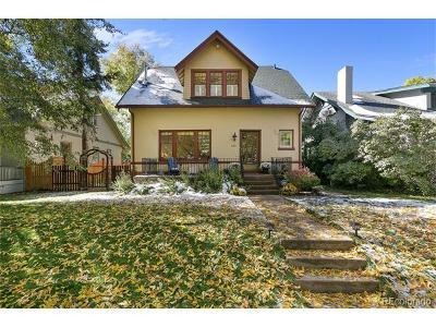 Single Family Home Active: 2363 Dahlia Street