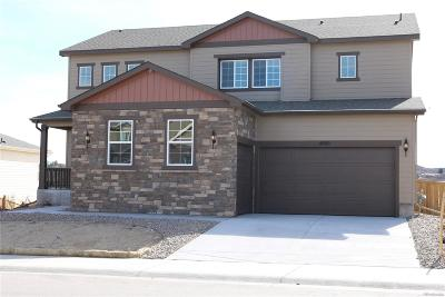Castle Rock Single Family Home Active: 4000 Spanish Oaks Court