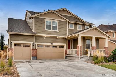 Arvada Single Family Home Active: 18575 West 83rd Drive