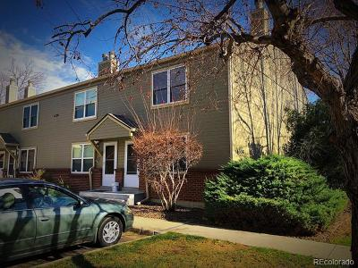 Arvada Condo/Townhouse Active: 6338 Oak Court #6