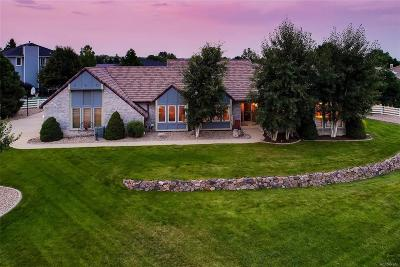 Arvada Single Family Home Under Contract: 7726 Orion Street