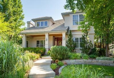Denver Single Family Home Active: 1280 South Milwaukee Street