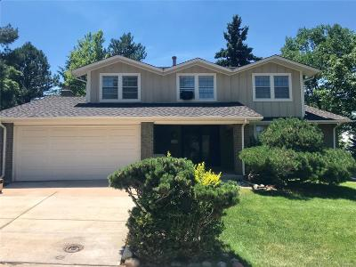 Denver Single Family Home Active: 3965 South Willow Way