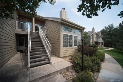 Lakewood Condo/Townhouse Under Contract: 886 South Reed Court #H