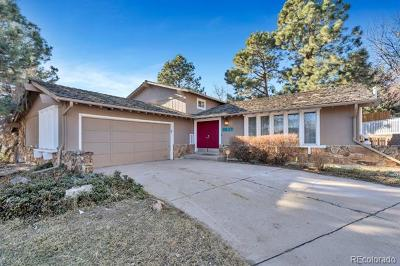 Arapahoe County Single Family Home Active: 6527 South Heritage Place