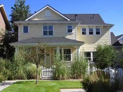 Denver Single Family Home Active: 2638 Central Park Boulevard