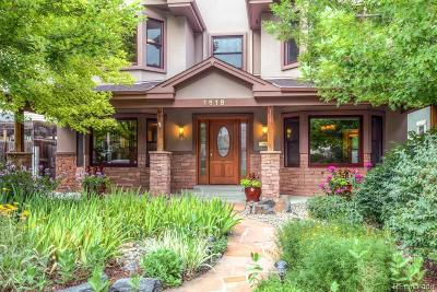 Denver Single Family Home Under Contract: 1618 South Monroe Street