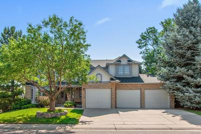 Lone Tree Single Family Home Under Contract: 9132 Sagebrush Trail