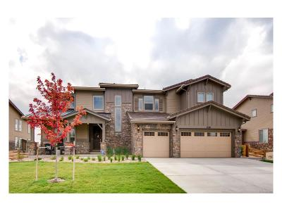 Broomfield Single Family Home Under Contract: 1330 Eversole Drive