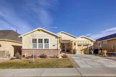 Castle Rock CO Single Family Home Active: $525,000
