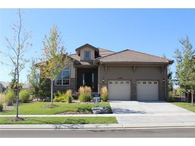 Broomfield Single Family Home Active: 4195 San Luis Way