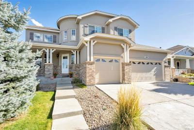 Arapahoe County Single Family Home Active: 1402 South Grand Baker Street