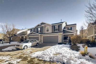 Castle Rock Condo/Townhouse Under Contract: 6114 Turnstone Place