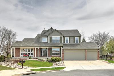 Broomfield Single Family Home Active: 1960 Snowy Owl Drive