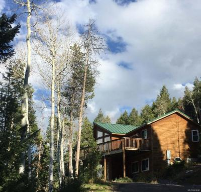 Conifer Single Family Home Under Contract: 11328 Marys Trail