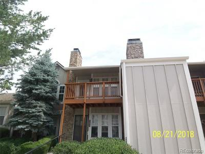 Littleton Condo/Townhouse Active: 9661 West Chatfield Avenue #C