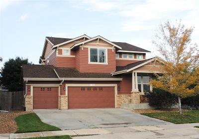 Commerce City Single Family Home Active: 11845 Mobile Street
