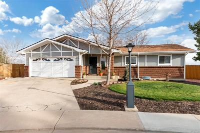 Longmont Single Family Home Under Contract: 2118 Judson Street