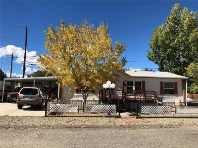 Salida Single Family Home Under Contract: 506 Scott Street
