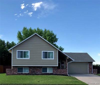 Littleton Single Family Home Active: 7949 West Portland Avenue