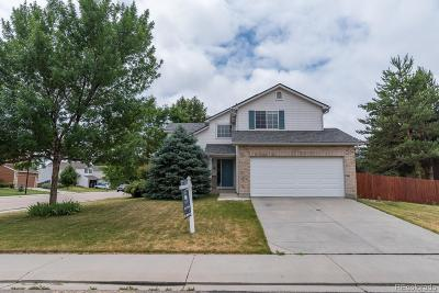Longmont Single Family Home Active: 2152 Redfield Circle