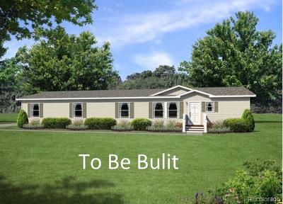 Calhan Single Family Home Active: 7114 Otoole Drive