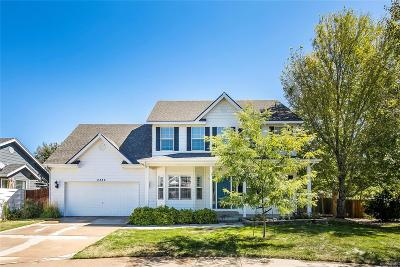 Greeley Single Family Home Under Contract: 2382 42nd Avenue Place