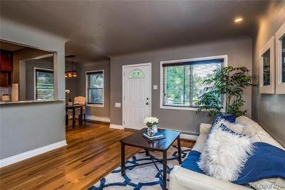 Denver Single Family Home Active: 1280 South Garfield Street