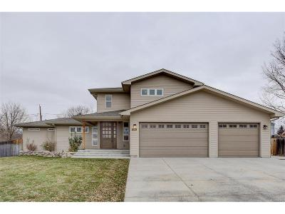 Littleton Single Family Home Active: 8383 South Wadsworth Court