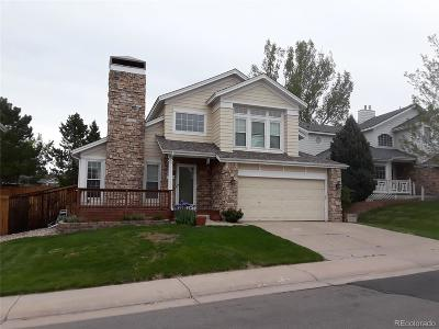 Highlands Ranch Single Family Home Under Contract: 7138 Townsend Drive